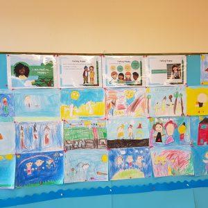 Senior Infants Art