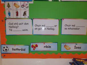 2nd Class Gaeilge